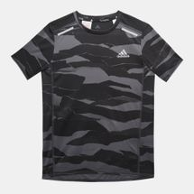 adidas Kids' Run T-Shirt (Older Kids)