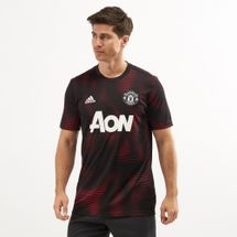 adidas Men's Manchester United Home Pre-Match Jersey