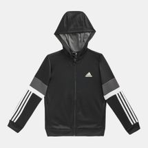 adidas Kids' Equip Full Zip Hoodie (Older Kids)