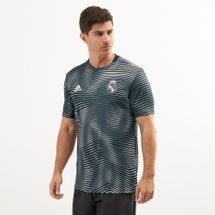 adidas Men's Real Madrid Pre-Match Jersey