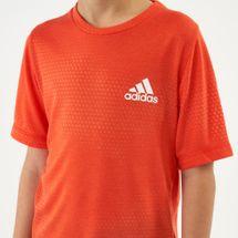 adidas Kids' Training Aeroknit T-Shirt (Older Kids), 1593790