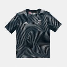 adidas Kids' Real Madrid Pre-Match Jersey (Older Kids)