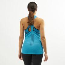 adidas Women's Supernova Tank Top - Blue, 1477278