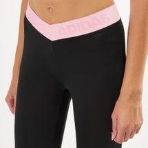 adidas Women's Alphaskin Sport 2.0 Embossed Leggings, 1448671