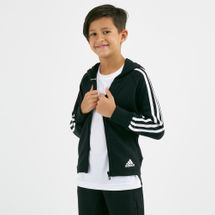 adidas Kids' Must Haves 3-Stripes Hoodie (Older Kids)