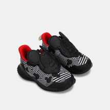 adidas Kids' FortaRun X Mickey Shoe Shoe (Baby and Toddler), 1516767