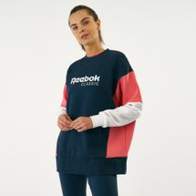 Reebok Women's Classics Advanced Crew Sweatshirt