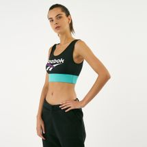 Reebok Women's Classics Vector Sports Bra