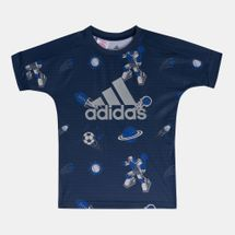 adidas Originals Kids' Tech T-Shirt (Younger Kids)