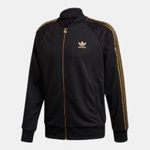 adidas Originals Men's Superstar50 24K Track Jacket