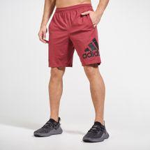 adidas Men's 4KRFT Sport Badge of Sport Shorts