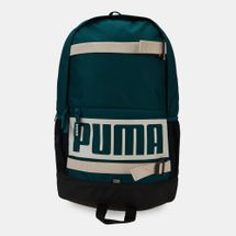 PUMA Men's Deck Backpack - Green, 1534572