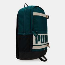 PUMA Men's Deck Backpack - Green, 1534574