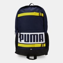 PUMA Men's Deck Backpack - Blue, 1534576