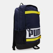 PUMA Men's Deck Backpack - Blue, 1534578
