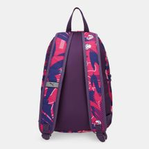 PUMA Kids' Phase Small Backpack - Purple, 1527915