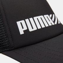 PUMA Men's TecTrucker Cap - Black, 1534559