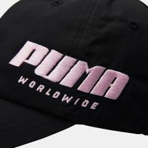 PUMA Women's TZ Cap - Black, 1497641
