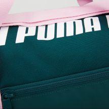 PUMA Women's Core Barrel Bag - Green, 1497666