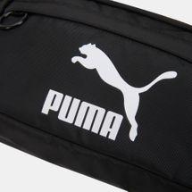 PUMA Men's Originals Waist Bag - Black, 1458085