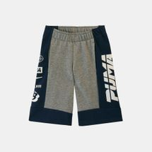 Puma Kids' ALPHA Sweat Bermuda Shorts
