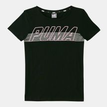 PUMA Kids' Alpha Logo T-Shirt (Older Kids)