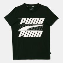 Puma Kids' Rebel Bold T-Shirt