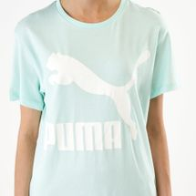 PUMA Women's Classics Logo T-Shirt, 1535140