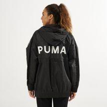 PUMA Women's Chase Woven Jacket, 1470479