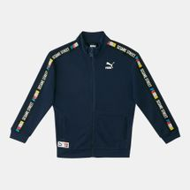 PUMA Kids' Sesame Street Jacket (Younger Kids)
