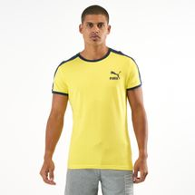 PUMA Men's Iconic T7 Slim T-Shirt