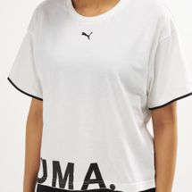 PUMA Women's Chase Cotton T-Shirt, 1470489