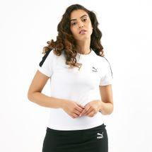 PUMA Women's Classics T7 T-Shirt