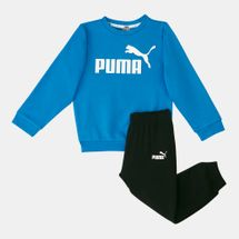 PUMA Kids' Minicats Essential Jogger Set (Infant & Toddlers)