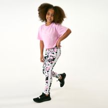 PUMA Kids' Classics All Over Print Leggings (Older Kids), 1603314