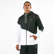 PUMA Men's A.C.E. Windbreaker Jacket