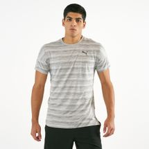PUMA Men's Pace T-Shirt Grey