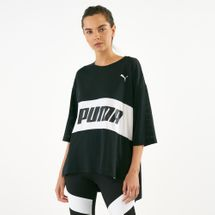 PUMA Women's Modern Sports Boyfriend T-Shirt