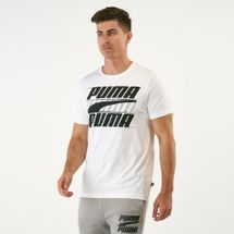 Puma Men's Rebel Basic T-Shirt