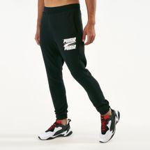 PUMA Men's Rebel Bold Pants