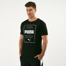 PUMA Men's Box T-Shirt