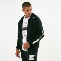 PUMA Men's Modern Sports Hooded Jacket