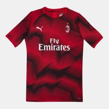 PUMA Men's AC Milan Stadium Graphic Jersey