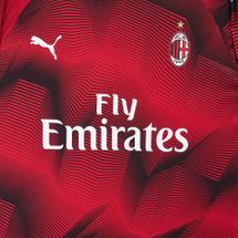 PUMA Men's AC Milan Stadium Graphic Jersey, 1492956