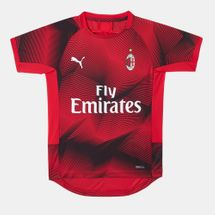 PUMA Kids' AC Milan Stadium Graphic Jersey (Older Kids)