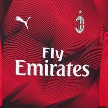 PUMA Kids' AC Milan Stadium Graphic Jersey (Older Kids), 1492962