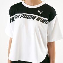 PUMA Women's Modern Sports Sweat T-Shirt, 1535160