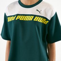 PUMA Women's Modern Sports Sweat T-Shirt, 1535164