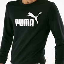 PUMA Men's Amplified Crew Sweatshirt, 1533434