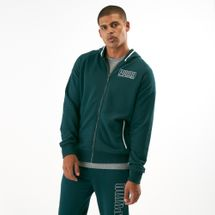 PUMA Men's Athletics Hooded Training Jacket